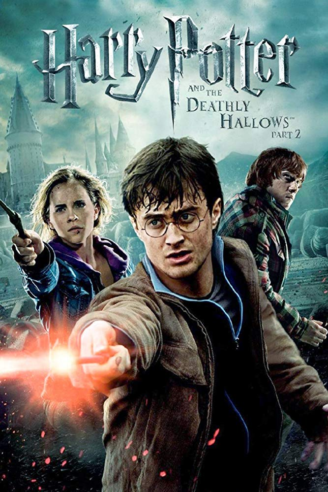 Harry Potter and the Deathly Hallows, Pt. 2