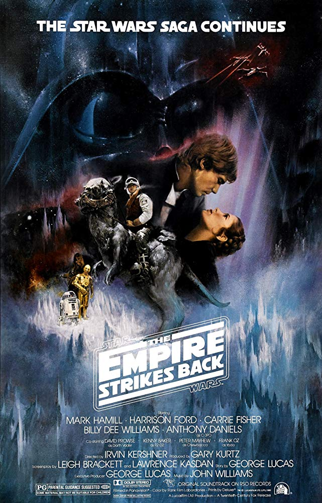 Episode V: The Empire Strikes Back