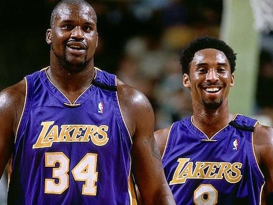 2000-2001 Los Angeles Lakers