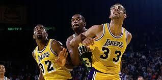 1984-85 Los Angeles Lakers