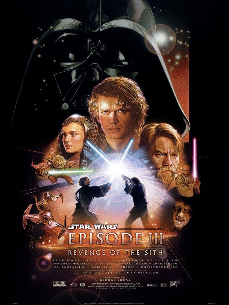 Episode III: Revenge of the Sith